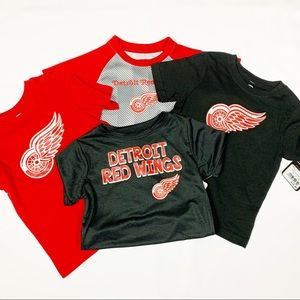 Detroit Red Wings Toddler T-Shirts